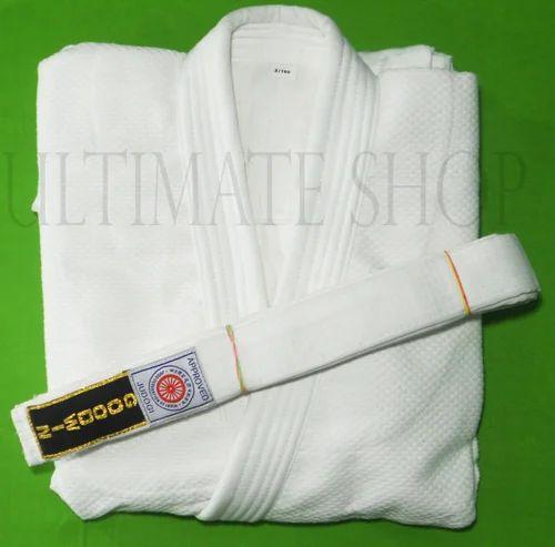 Judo Gi / Uniform Single Weave Jfi Approved
