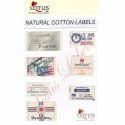 Natural Cotton Labels