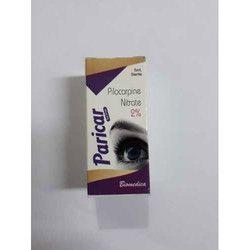 Pilocarpine Nitrate Eye Drops