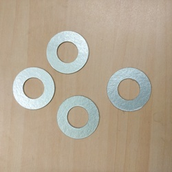Round Bonded Mica - 25 x 50 mm