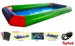 10M INFLATABLE POOL (AS 107)