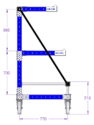 Carts for Hanging Components