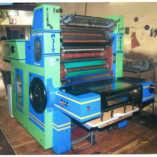 Ajit Fabric Bag Printing Machine, Model/Type: Delux