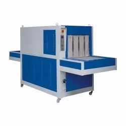 Mild Steel Chiller Machine for Shoes Industry, Air-Cooled