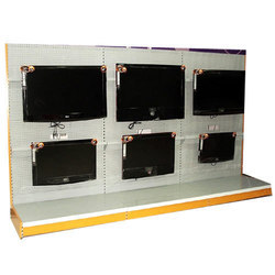 LCD TV Display Rack
