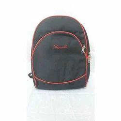 Black Kids School Bag
