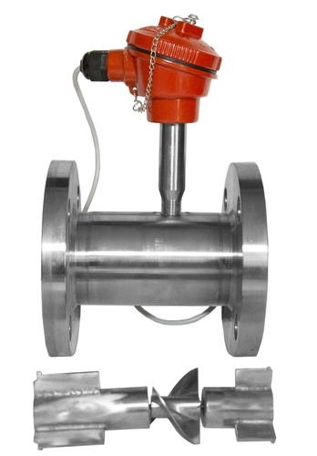 Helical Rotor Flow Meter And Sensor Hydraulic Oil