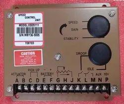 ESD 5111 Genset Speed Control Unit