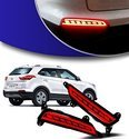 Rear Bumper LED Reflector DRL For Hyundai Creta
