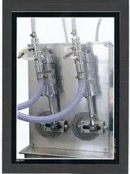 Semi Automatic Sanitizer Bottle Filling Machine