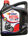 15W-50 Royal Four Stroke Motorcycle Engine Oil