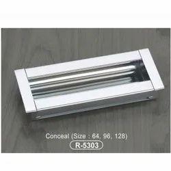 R 5303 Aluminium Concealed Handle