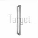 GLASS DOOR HANDLE- Rectangular D Shape Glass Door Handle