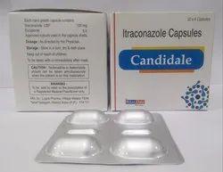 Itraconazole 100/200 Mg Capsules