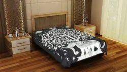 Single Printed Bed Sheet