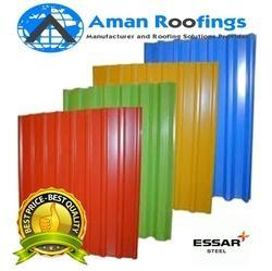 Corrugated Roofing Sheets In Navi Mumbai कोर्रियोगेटेड