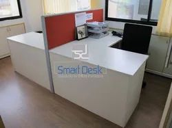 Wooden Modular Manager Table By Smart Desk