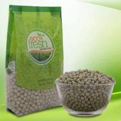 Ecofresh Organic Dried Green Peas, Packaging Size: 500 g