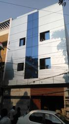 ACP Structural Glazing