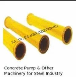 Concrete Pump Taper Pipes 150-125