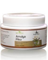Amulya Piles Ointment- 30 gms, Grade Standard: Medicine Grade, Packaging Type: Box