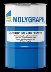 Graphol Gfl 6000 Premium Grade High Performance Ultra Fine Graphite Based Deep Cavity Die Lubricant