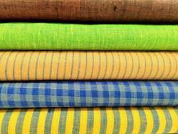 Stripes Linen League Shirting