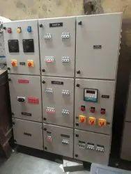 PLT Floor Three Phase PCC Panels, IP Rating: IP 42