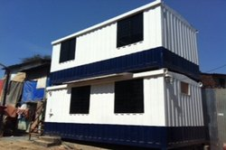 Double Storey Prefabricated Cabin