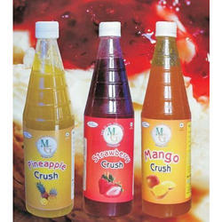 Fruit Crush, 750ml , Packaging Type: Glass Bottle