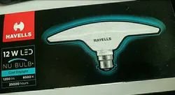Cool Daylight Havells 12w T Bulb