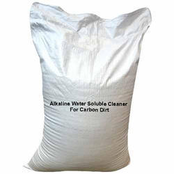 Omet Alkaline Water Soluble Cleaner For Carbon Dirt, Packaging Type: HDPE Bag