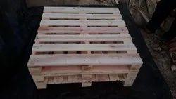Red Hardwood Pallets
