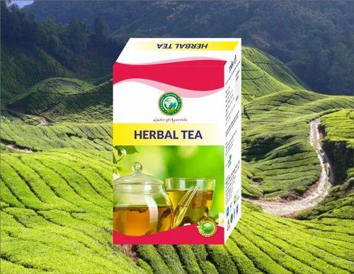 Amulyam Ayurveda Herbal Tea, Packaging Type: Box