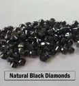 Natural Black Diamonds
