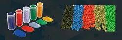 Reprocessed Plastic Granules