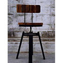 Design Dining Chair for Industrial Cafes, Restaurants, Bars