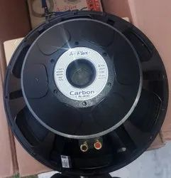 A Plus Carbon C15 400 Speaker