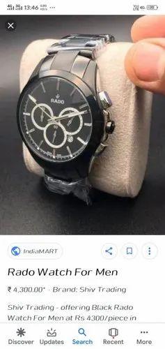 Rado Analog Mens Watch