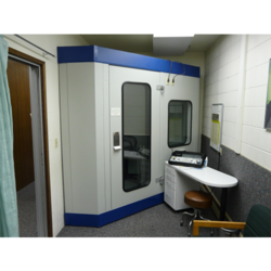 Examination Audiometric Booth