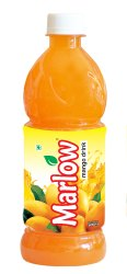 Marlow Mango Drink - 500 Ml, 1 Pack Contains: 24 Bottle, Packaging Type: Boxes