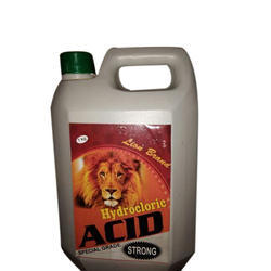 Lion Hydrochloric Acid, Packing Size: 1 Kg