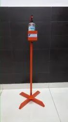 Sanitiser Stand Foot Operated