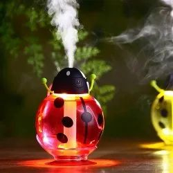Beatles Shaped Cool Mist Humidifier Ultrasonic Air Diffuser with LED Light-BEATLES-HUMIDIFIRE