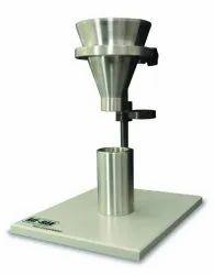 Bulk Density Test Apparatus