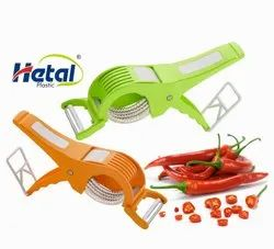 2 in 1 Multi Vegetable Cutter