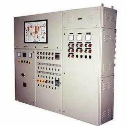 Single Phase Automatic Electrical PLC Control Panel, Ip Rating: Ip33