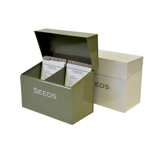 Seeds Packaging Box