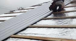 Roof Radiant Barriers