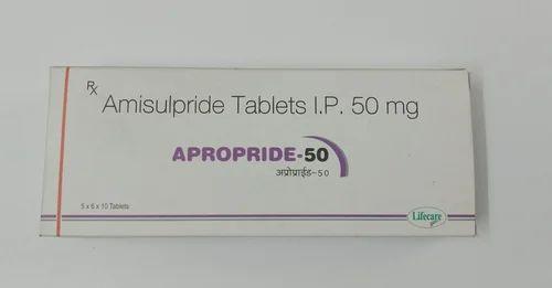 Amisulpride Tablets I.P. 50 mg